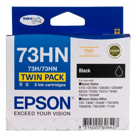 T73N gb high yield twin pack