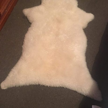 Completed Sheepskin