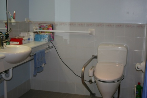 Disabled Friendly Toilet
