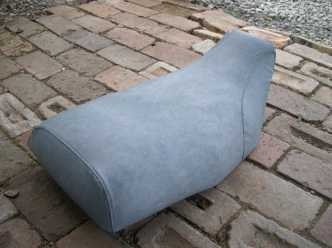 Motorbike Seat - recovered
