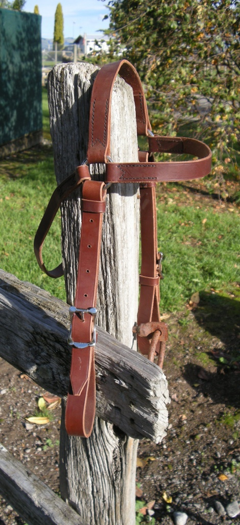 Stock (Farm) Bridle