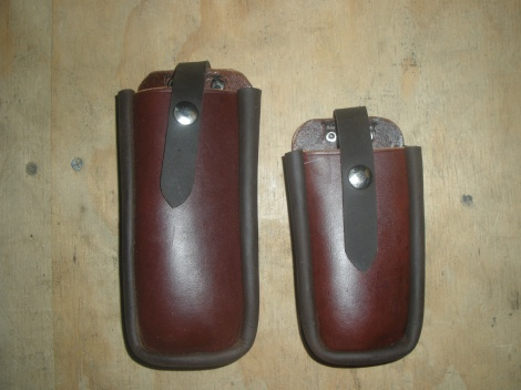 GPS/Beacon/2 Way Radio Pouches