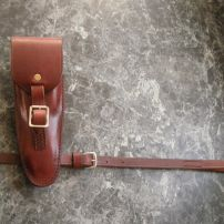 Cutter Pouch for Saddle