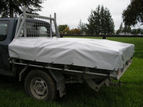 Flat Deck Cover