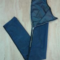 Zipped Tail Bag