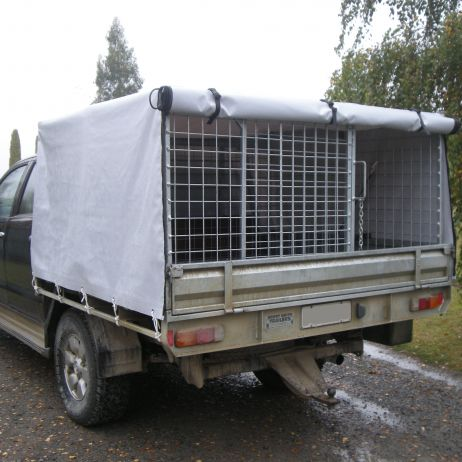 Ute Crate Cover