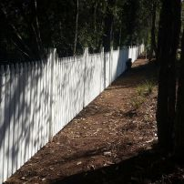 Windsor Picket Fence