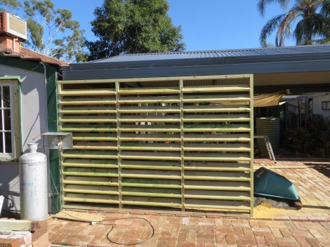 Small set of Louvres