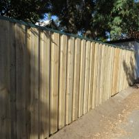 Small Paling Fence