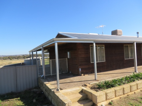 Verandah Extension