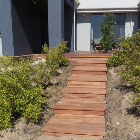 Small Set Of Steps
