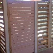 Louvres and Gate