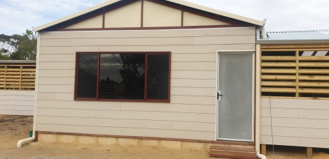 Hardiplank Cladding