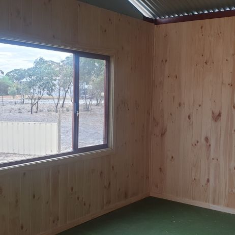 Interior Cladding