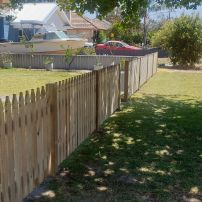 Small Picket Fence