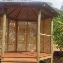 Hexagonal Gazebo