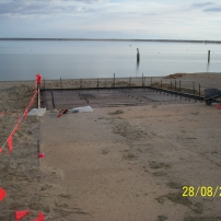 Lake Bonney Boat Ramp
