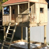 Playhouse with Base Package