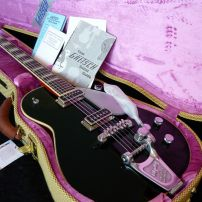 GRETSCH G6128T-DSV with Bigsby and Tweed Case