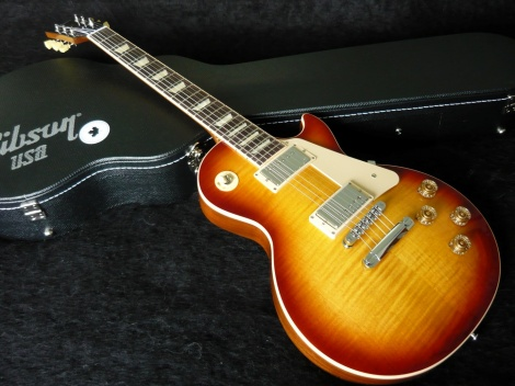 2013 GIBSON LES PAUL TRADITIONAL - New Honeyburst