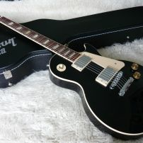 GIBSON LES PAUL TRADITIONAL - EBONY (NOS) NEW OLD STOCK - UNPLAYED