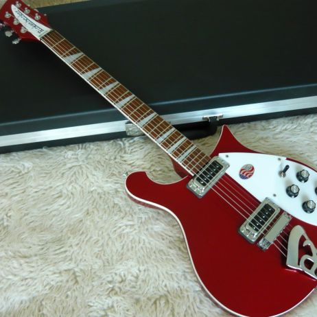 RICKENBACKER 620 RUBY RED