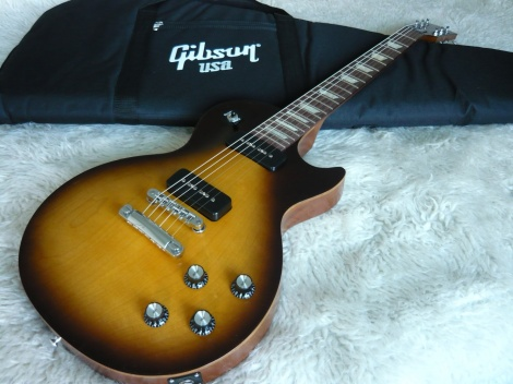 2013 GIBSON LES PAUL 50s TRIBUTE - VINTAGE SUNBURST