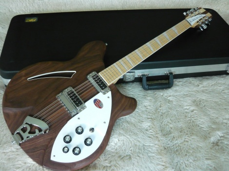 RICKENBACKER 360/12 STRING - Retail $4500
