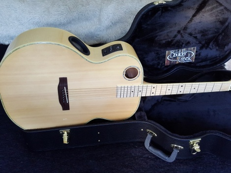 BOULDER CREEK Acoustic Electric - Jumbo