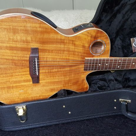 BOULDER CREEK Acoustic Electric OM Body