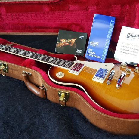 GIBSON LES PAUL TRADITIONAL Desert Burst