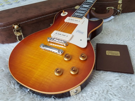 Gibson Les Paul Custom Shop 56 Reissue - Limited run - Abilene