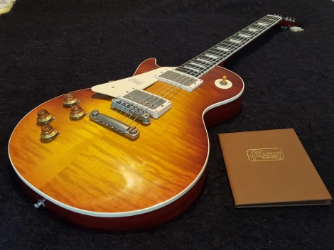 GIBSON LES PAUL Standard HISTORIC 58R