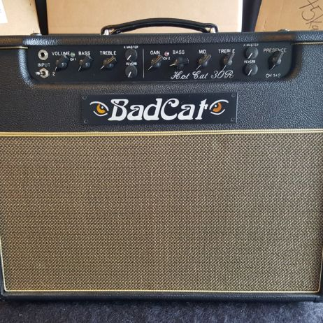 BAD CAT CUB 30R Hand Wired Legacy Series