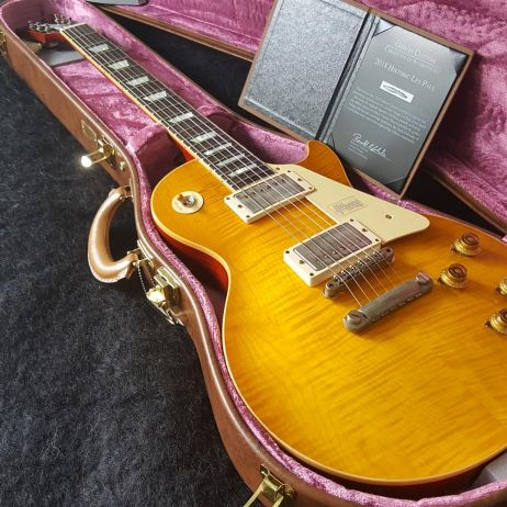 Gibson Custom Shop 2018 Historic Collection 1958 Les Paul Standard