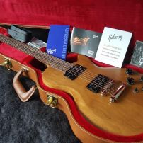 Gibson 2019 The Paul 40th Anniversary Walnut Vintage Gloss