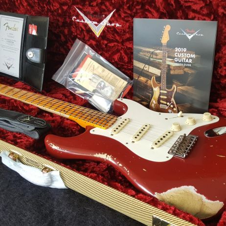 Fender 2019 Heavy Relic Custom Shop 1957 Reissue Stratocaster