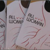 Allwoman pantyhose Coffee 18-24