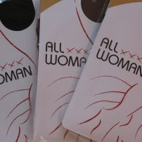 Allwoman pantyhose Coffee 26-32