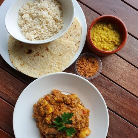 Sri Lankan pork curry pack