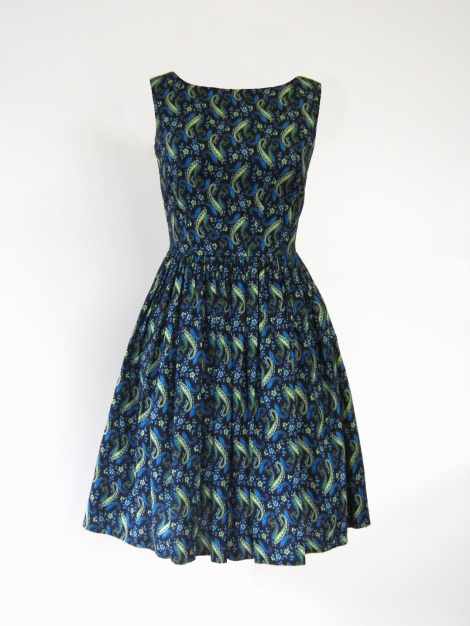 Paisley Martha dress.