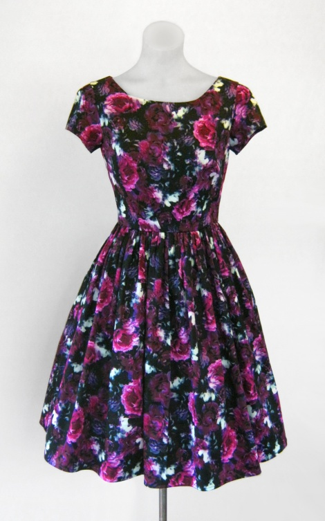 Blossom dress.
