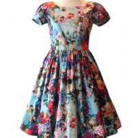 Maisie dress: Floral Dream