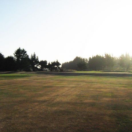 Looking towards 3rd/12th green from 135M.