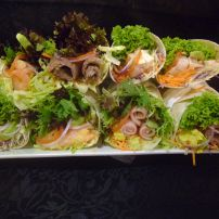 Large Lunch Wraps
