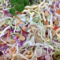 Coleslaw - Asian Style