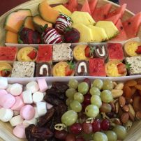 Platter - Fruit/ Sweet/ Nibbles
