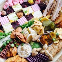Sweet and Savoury Platter
