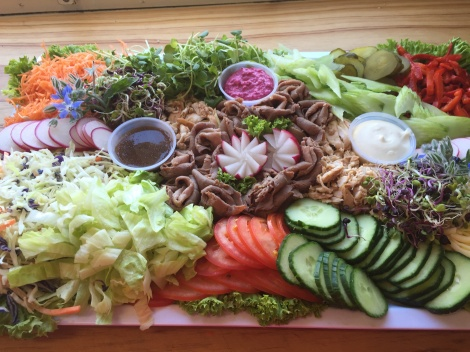 Salad Selection Platters