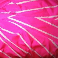 Pink party stripe